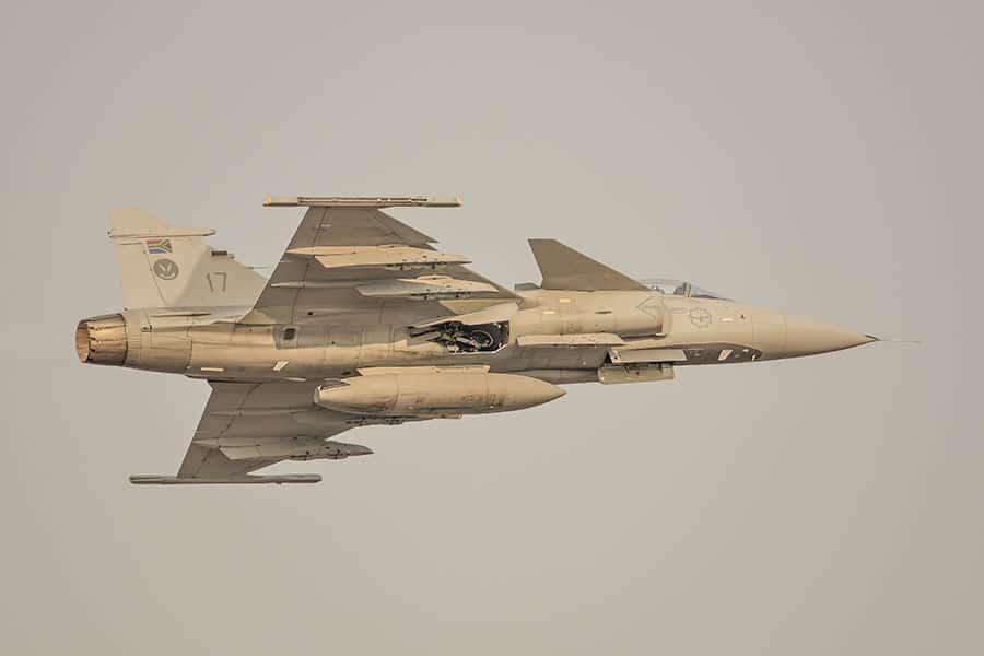 Saab-Gripen-Sunrise